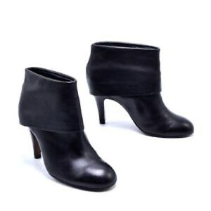 ASH Opium Fold Over Heeled Boots 41